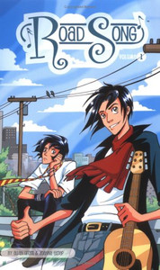 Roadsong Graphic Novel 01 (Used)