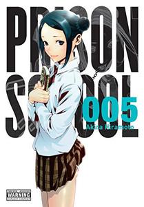 Prison School Graphic Novel 05