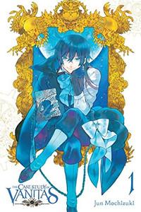 The Case Study of Vanitas Manga 01