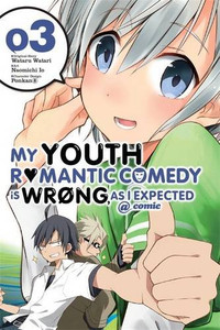 My Youth Romantic Comedy Is Wrong, As I Expected 03