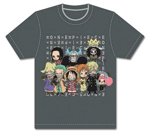 One Piece T-Shirt - SD Group #2