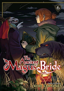 The Ancient Magus' Bride Graphic Novel 06