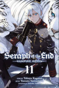 Seraph of the End Graphic Novel Vol. 11