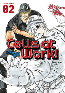 Cells at Work! Graphic Novel 02
