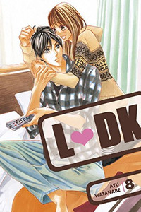 LDK Graphic Novel 08