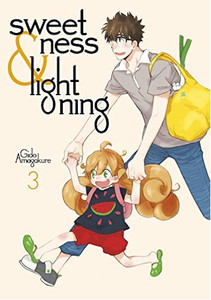 Sweetness and Lightning Graphic Novel 03