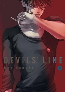 Devil's Line Graphic Novel 04