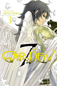 7th Garden Graphic Novel Vol. 03