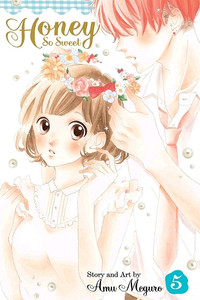 Honey So Sweet Graphic Novel Vol. 05