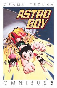 Astro Boy Omnibus Graphic Novel 06