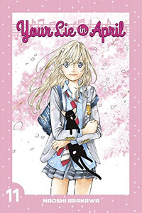 Your Lie In April Graphic Novel 11
