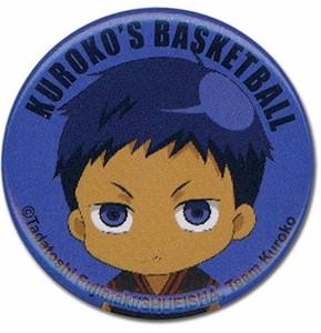 Kuroko's Basketball Button Pin - Daiki