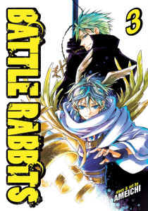 Battle Rabbits Graphic Novel Vol. 03