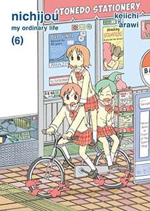 Nichijou Graphic Novel 06