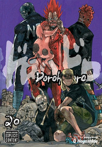 Dorohedoro Graphic Novel Vol. 20