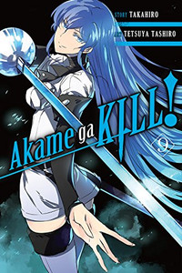 Akame ga KILL! Graphic Novel 09