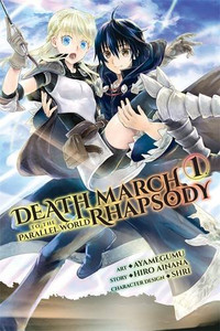 Death March to the Parallel World Rhapsody Manga 01