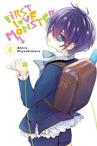 First Love Monster Graphic Novel 06