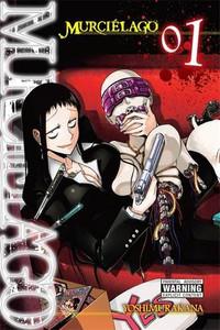 Murcielago Graphic Novel 01