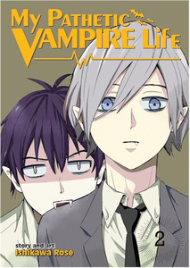 My Pathetic Vampire Life Graphic Novel 02