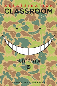 Assassination Classroom Graphic Novel 14
