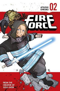 Fire Force Graphic Novel 02