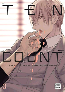 Ten Count Graphic Novel 03