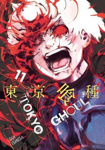 Tokyo Ghoul Graphic Novel Vol. 11