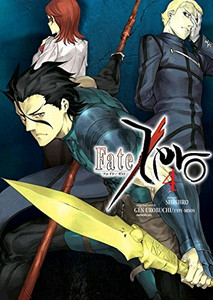 Fate/Zero Graphic Novel 04