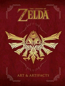 The Legend of Zelda Art Book: Art & Artifacts (HC)
