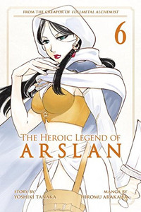Heroic Legend of Arslan Graphic Novel 06