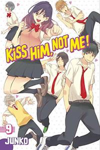 Kiss Him, Not Me Graphic Novel 09