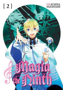 Magia the Ninth Manga Vol. 02