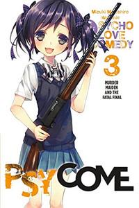 Psycome Novel 03