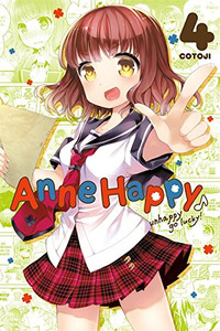 Anne Happy: Unhappy Go Lucky! 04