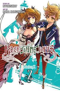 Rose Guns Days Season 2 Manga 02