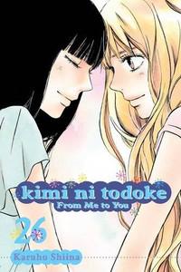 Kimi ni Todoke: From Me To You Graphic Novel 26