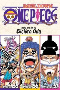 One Piece Graphic Novel Omnibus 19