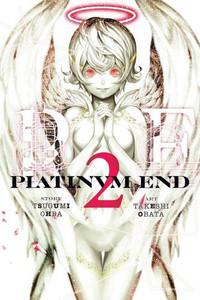 Platinum End Graphic Novel 02