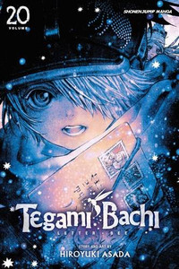 Tegami Bachi Graphic Novel Vol. 20