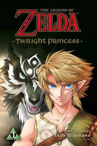 Legend of Zelda: Twilight Princess Vol. 01