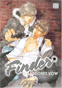 Finder Vol. 08: Secret Vow (Deluxe Edition)
