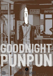 Goodnight Punpun Graphic Novel 05