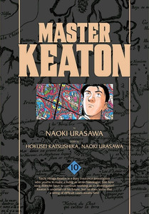 Master Keaton Graphic Novel 10
