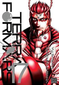 Terra Formars Graphic Novel Vol. 17