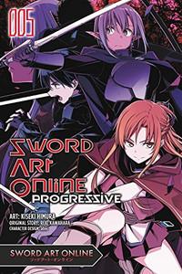 Sword Art Online: Progressive Graphic Novel 05