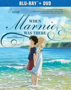 When Marnie Was There Blu-ray/DVD Combo Pack