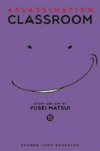Assassination Classroom Graphic Novel 15