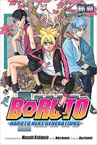 Boruto Vol. 01