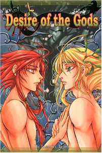 Desire of the Gods Graphic Novel